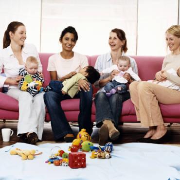 Gruppo di sostegno e condivisione per mamme