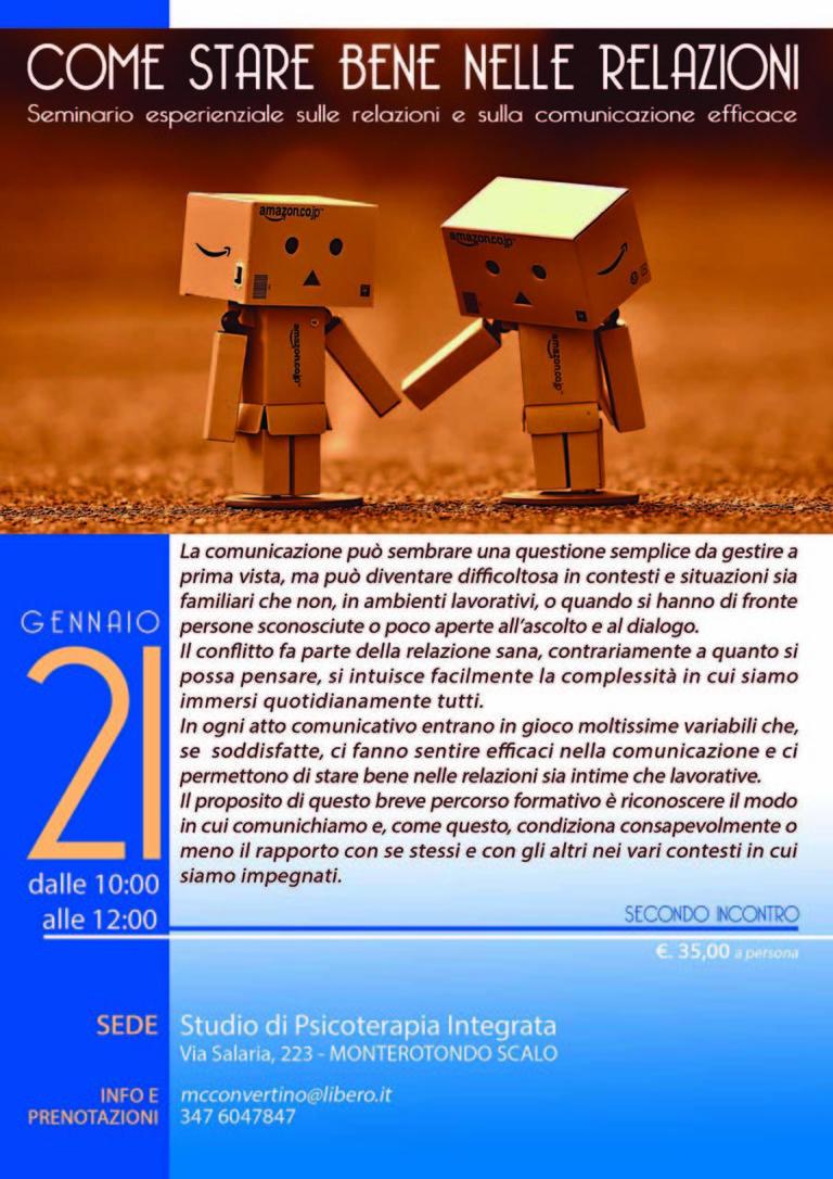 II^ Comunicazione